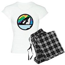 Killer Whale Orca Circle Desi Pajamas