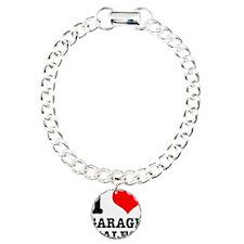 I Heart (Love) Garage Sales Bracelet