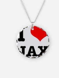 I Heart (Love) Jax Necklace