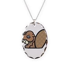 Cute Little Beaver Necklace