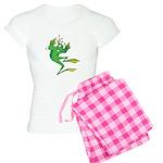 Silly Prince Frog Women's Light Pajamas