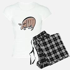 Silly Armadillo Pajamas