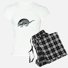 Realistic Armadillo Pajamas
