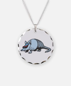 Cool Armadillo Necklace