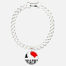 I Heart (Love) Snacks Bracelet