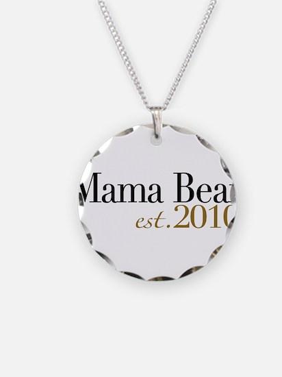 Mama Bear 2010 Necklace