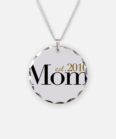 New Mom 2010 Necklace