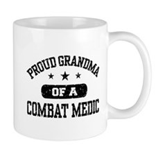 Proud Combat Medic Grandma Small Mug