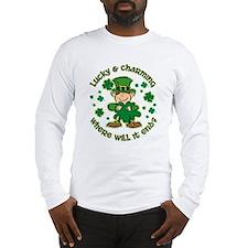Lucky & Charming Kids Long Sleeve T-Shirt