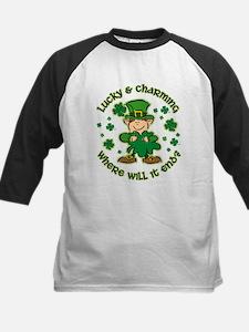 Lucky & Charming Kids Tee