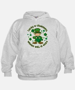 Lucky & Charming Hoodie