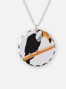Realistic Toucan Design Necklace