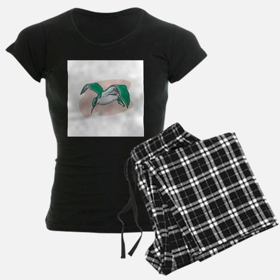 Alcyon Bird Pajamas