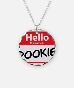 Hello My Name is Pookie Necklace