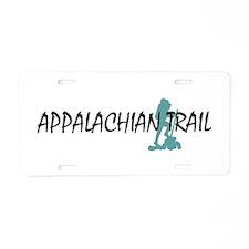 Appalachian Trail Americasb Aluminum License Plate