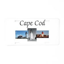 Cape Cod Americasbesthistor Aluminum License Plate