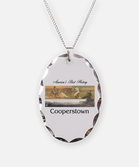 Cooperstown Americasbesthistor Necklace
