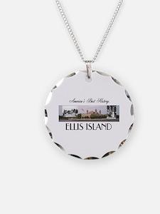 ABH Ellis Island Necklace