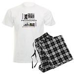 ABH Philadelphia Men's Light Pajamas
