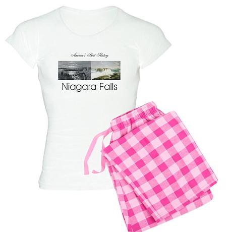 ABH Niagara Falls Women's Light Pajamas