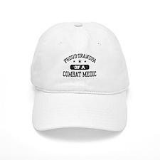 Proud Combat Medic Grandpa Baseball Cap