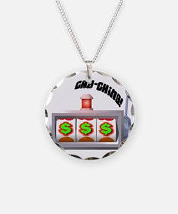 Cha-Ching! Slots! Necklace