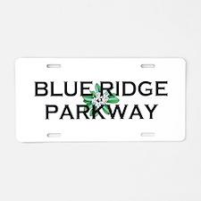 Blue Ridge Americasbesthist Aluminum License Plate