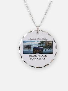 Blue Ridge Americasbesthisto Necklace
