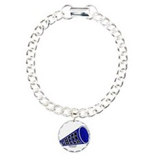 Blue Cheer Megaphone Bracelet