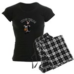 Hog Wild Road Hog Women's Dark Pajamas