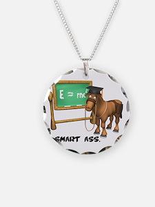 Smart Ass Donkey Necklace