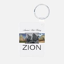 ABH Zion Keychains