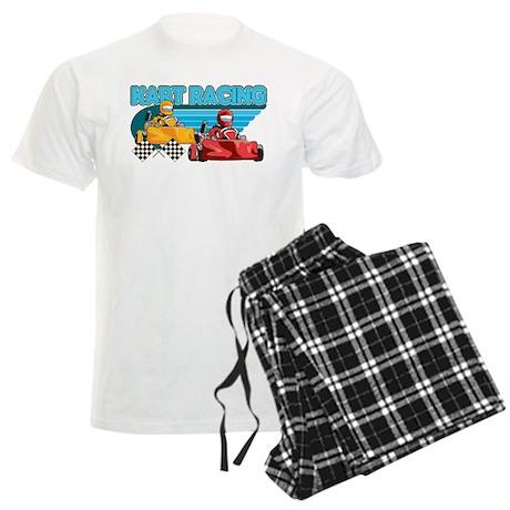 Kart Racing Men's Light Pajamas