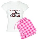 Street Luge Racer Women's Light Pajamas