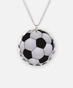 Soccerball II Necklace