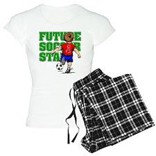 Future Soccer Star Pajamas