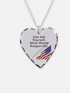 Conservative Mantra Necklace