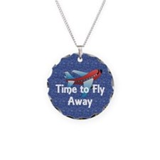 Time to Fly Away Necklace