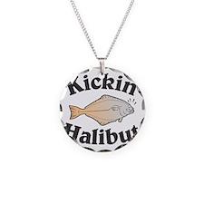 Kickin' Halibut Necklace