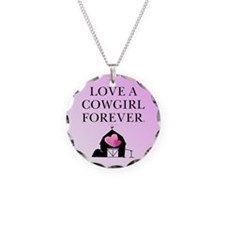 Cowgirl Love Necklace