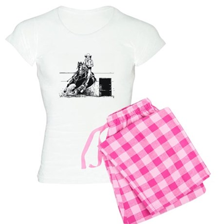 Rodeo Cowgirl Women's Light Pajamas
