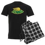 Tennis Attitude Men's Dark Pajamas