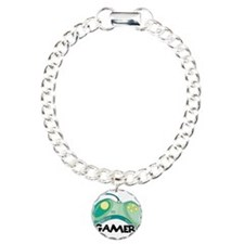 Gamer (Video Game Controller) Charm Bracelet, One