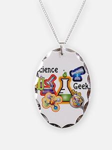 Science Geek Necklace