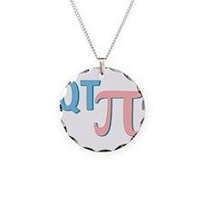 QT Pi (Cutie Pie) Necklace