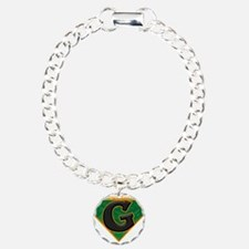 Super Geek Charm Bracelet, One Charm