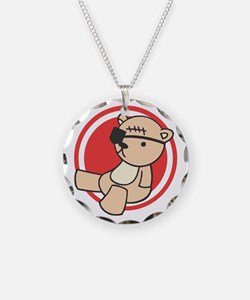 Pirate Bear Necklace