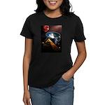 Ancient Aliens Women's Dark T-Shirt