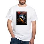 Ancient Aliens White T-Shirt
