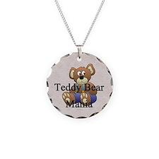 Teddy Bear Mania Necklace